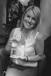 2016 Global Recruiter Award Winner of Best Permanent Recruitment Consultant