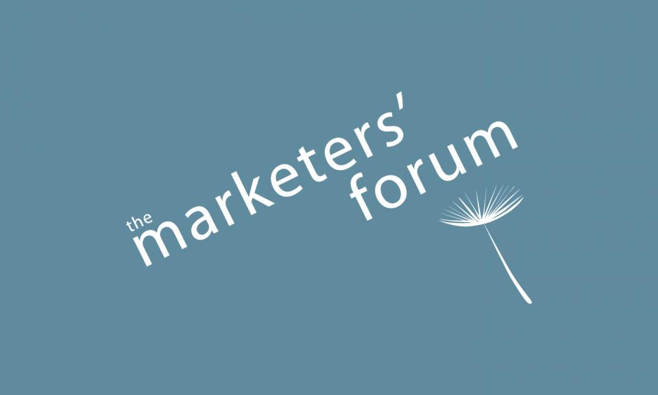 The _marketers _forum