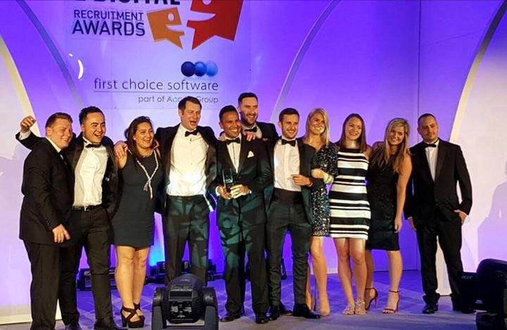 Winners _Marketing & Digital Recruitment Awards
