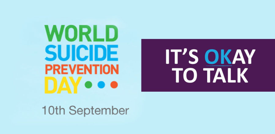 World Suicide Prevention Day 900X440